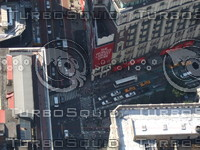 "View Of Macy""s From The Top Of The Empire State Building, New York City"