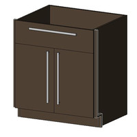 Base Cabinet, 2 Doors & 1 Drawer