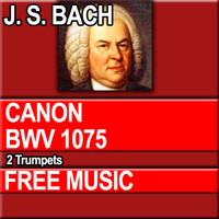 J.S. BACH - CANON BWV 1075