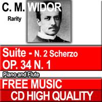 C.M. WIDOR -Scherzo - SUITE Op.34 N.1