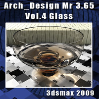 Arch e Design Collection Vol.4 Mental ray 3.65