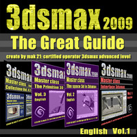 3dsmax 2009 The Great guide vol 1 english