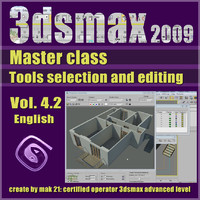 Video Master Class 3dsmax 2009 Vol.4.2 english