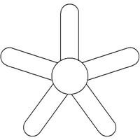 El Fan Ceiling SM
