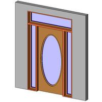 Entry-Oval+ 2 Sidelite + Transom