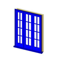 Ext Double-Out Timber Sidelight-8Lite (NZ)