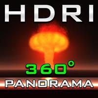 HDRI Panorama - Hiroshima