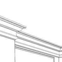 Profile-Crown Molding