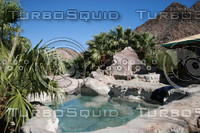 Guadalupe Canyon Hot Springs