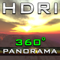 HDRI Panorama - Invasion