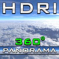 HDRI Panorama - Jetfight Arena