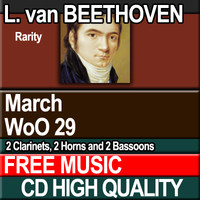 L. van BEETHOVEN - March WoO 29