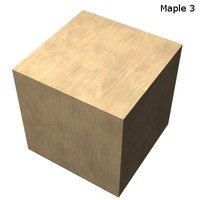 Wood - Maple 3