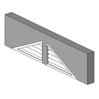 Roof Vent - Split