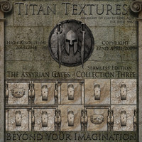The Assyrian Gates - Collection Three