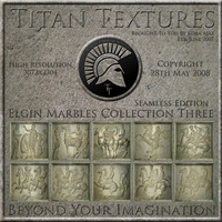 Elgin Marbles Collection Three
