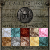 Marble Collection Five