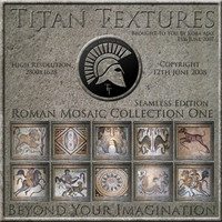 Roman Mosaic Collection One