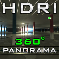 HDRI Panorama - Underground