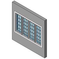Casement Window, Multiple