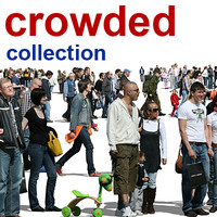 crowded collection