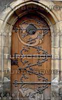 Medieval Door Texture