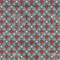 five seamless tiling abstract pattern