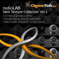OgeeTek Vents Pack