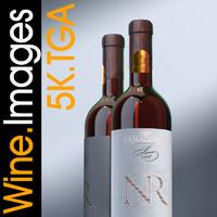 Image.Red Wine Bottle