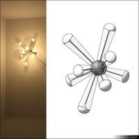 Lamp Wall 00655se