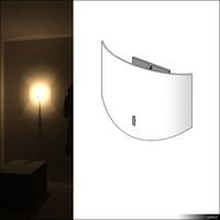 Lamp Wall 00667se