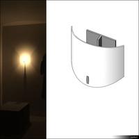 Lamp Wall 00672se