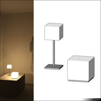 Lamp Table 00697se