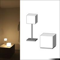Lamp Table 00697se