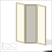 Room Divider 00725se