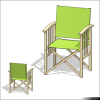 Seating Chair Folding 00853se
