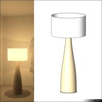 Lamp Floor 00870se