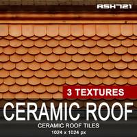 Ceramic roof tiles 3