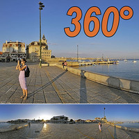 Cascais Port - 360° panorama