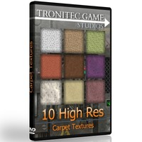 10 High Res Carpet Textures