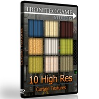 10 High Res Curtain Textures