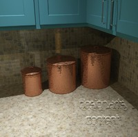 Kitchen-Canister