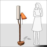Lamp Floor 00861se