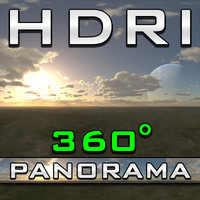 HDRI Panorama - Another Home