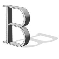 B-Font-Complex