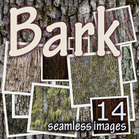 Bark Collection - 14 seamless pics