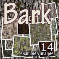 Bark Collection - 14 seamless pics