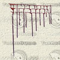 Blood drip 8