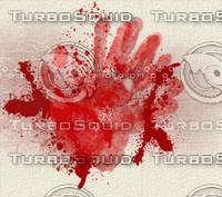 Blood drips 5