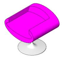 Boss Design - The Eye Chair